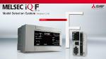 Mitsubishi FX5U PLC kiválasztó szoftver