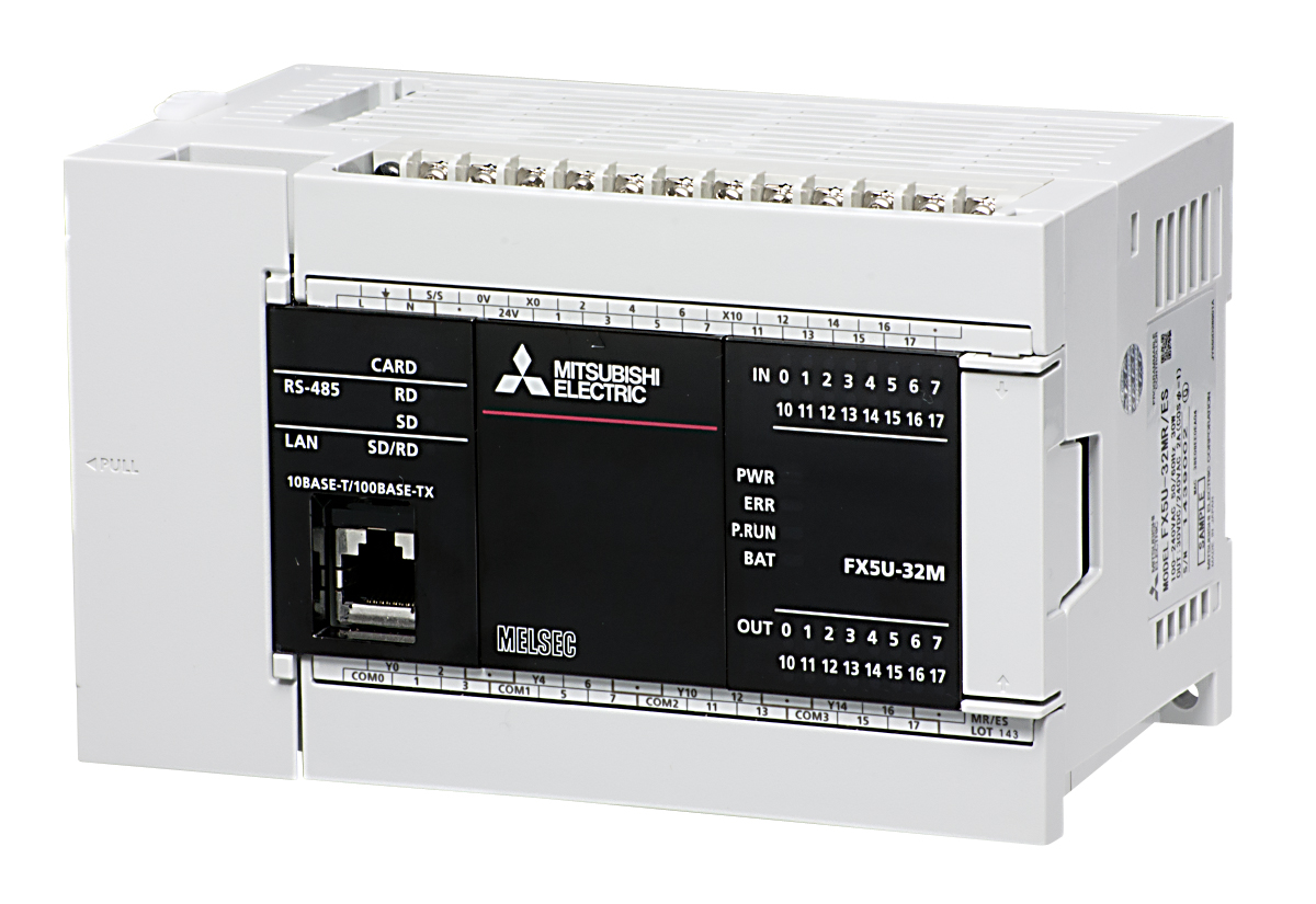 Mitsubishi FX5U PLC iQ-F PLC