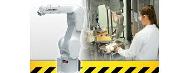 Robot biztonsági funkciók